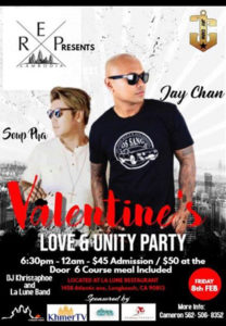 REP CAMBODIA Love and Unity Party 2019