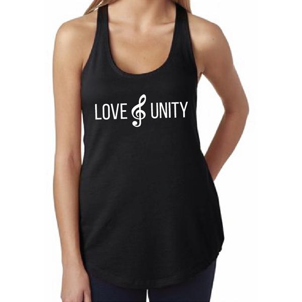 love-unity-womens-racer-back-treble-tank-top-blk-front