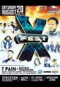 X Fest 2016