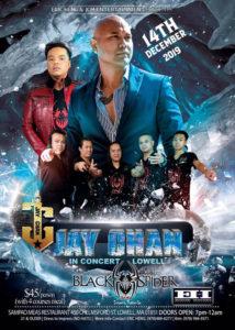 Jay Chan in Concert – Massachusetts 2019